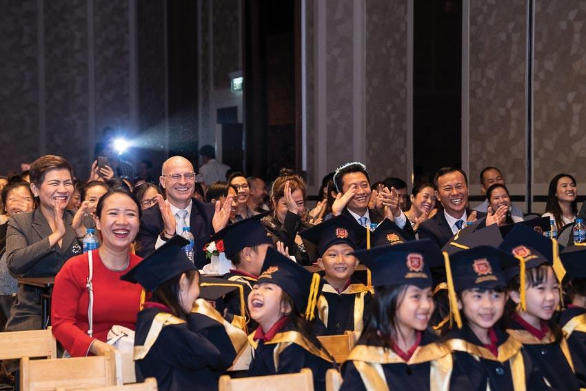 Lễ tổng kết năm học của Trường Quốc tế Việt Úc - 11