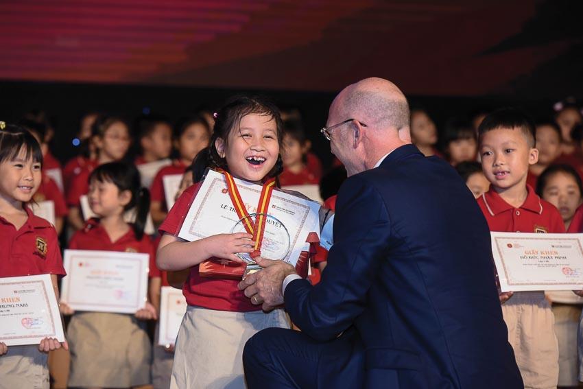 Lễ tổng kết năm học của Trường Quốc tế Việt Úc - 2