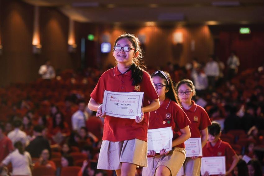 Lễ tổng kết năm học của Trường Quốc tế Việt Úc - 3