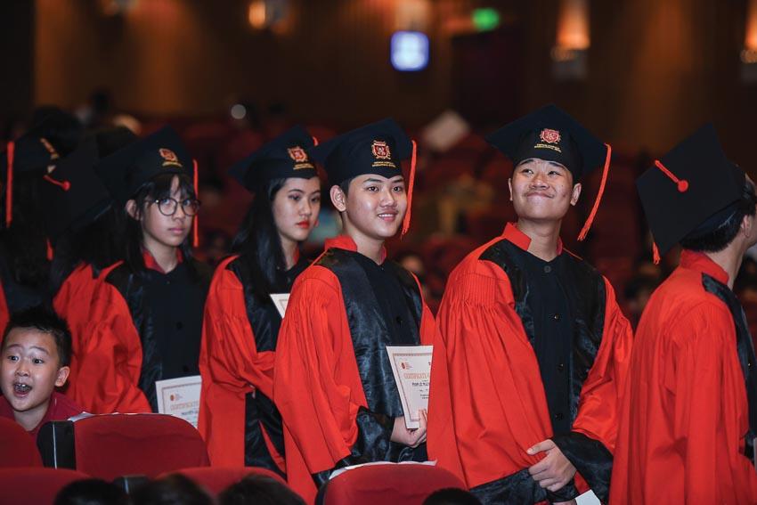 Lễ tổng kết năm học của Trường Quốc tế Việt Úc - 6