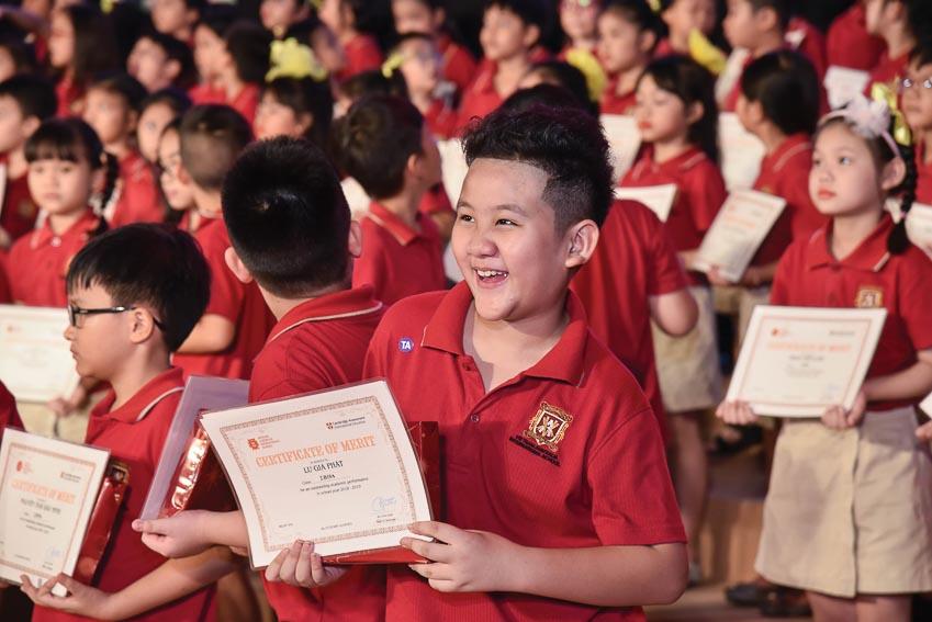 Lễ tổng kết năm học của Trường Quốc tế Việt Úc - 7