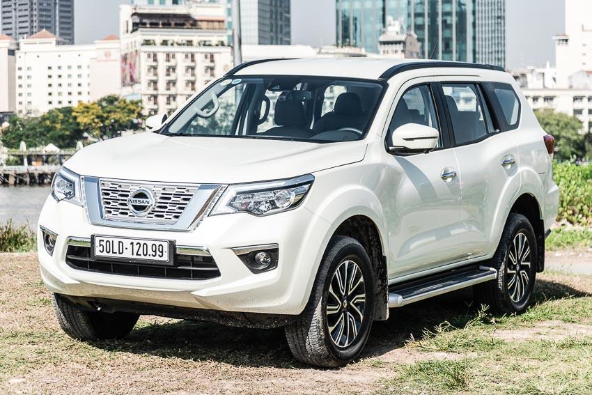 Nissan Terra phiên bản một cầu - khoản đầu tư hiệu quả cho doanh nghiệp - 1