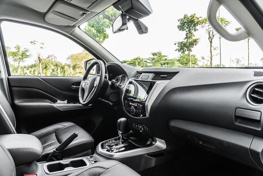 Nissan Terra phiên bản một cầu - khoản đầu tư hiệu quả cho doanh nghiệp - 3