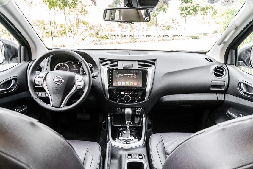 Nissan Terra phiên bản một cầu - khoản đầu tư hiệu quả cho doanh nghiệp - 4