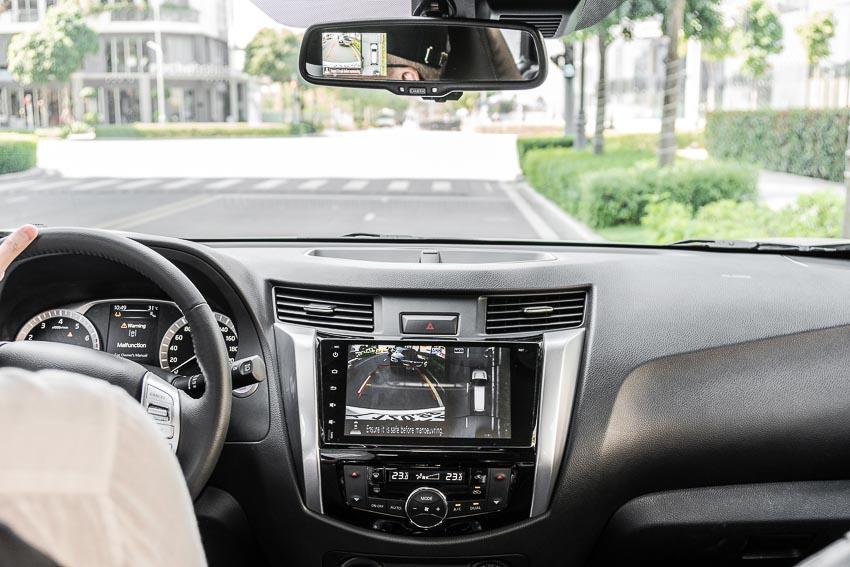 Nissan Terra phiên bản một cầu - khoản đầu tư hiệu quả cho doanh nghiệp - 5