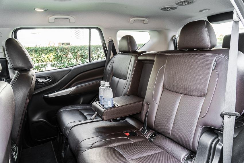 Nissan Terra phiên bản một cầu - khoản đầu tư hiệu quả cho doanh nghiệp - 6