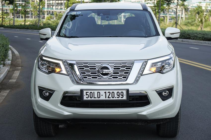 Nissan Terra phiên bản một cầu - khoản đầu tư hiệu quả cho doanh nghiệp - 7