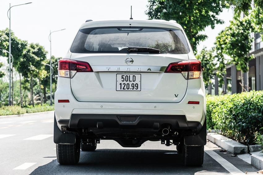 Nissan Terra phiên bản một cầu - khoản đầu tư hiệu quả cho doanh nghiệp - 8