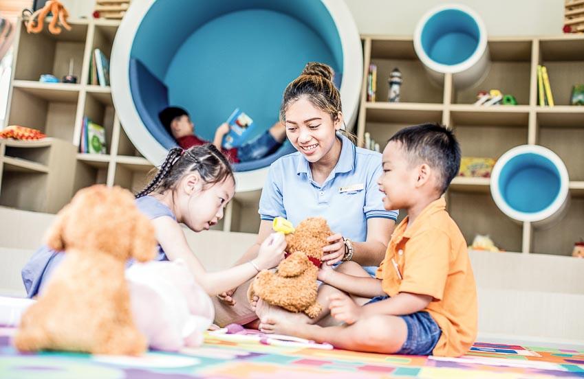 Trại hè cho trẻ em tại InterContinental Phu Quoc Long Beach Resort - 7