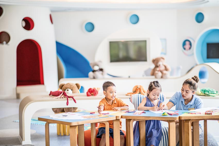 Trại hè cho trẻ em tại InterContinental Phu Quoc Long Beach Resort - 9
