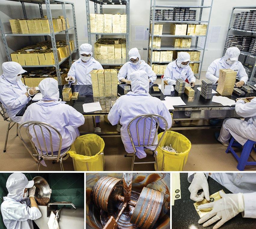 Sô-cô-la Việt Nam vào thị trường đồ ngọt toàn cầu - 4
