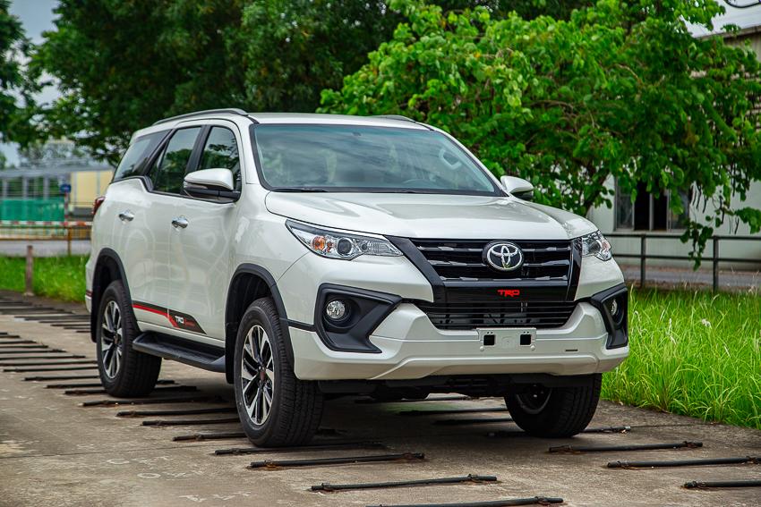 Toyota Việt Nam xuất xưởng chiếc xe thứ 500.000 - 03
