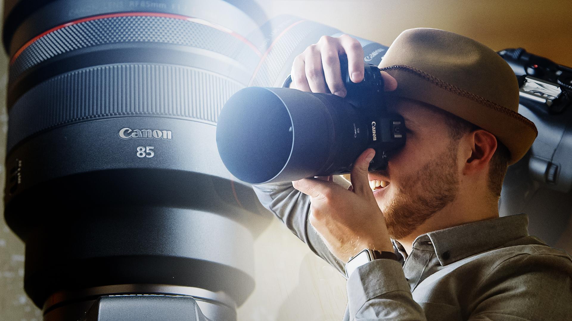 Canon giới thiệu ống kính RF85mm f/1.2L USM mới 6
