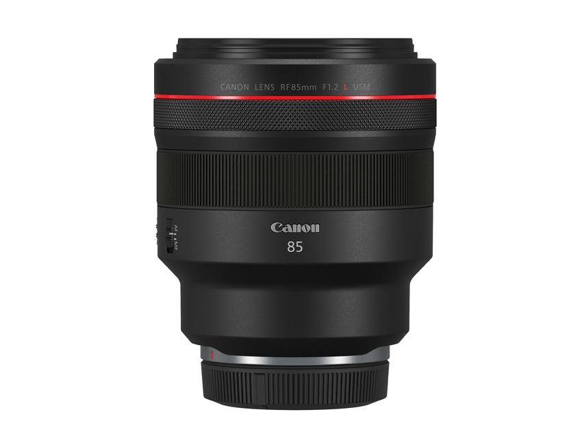 Canon giới thiệu ống kính RF85mm f/1.2L USM mới 1