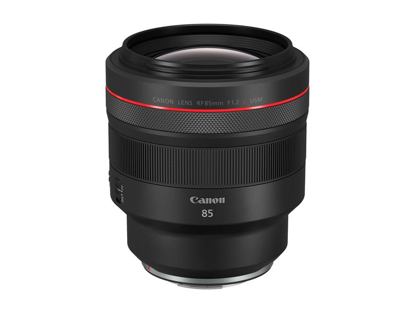 Canon giới thiệu ống kính RF85mm f/1.2L USM mới 2