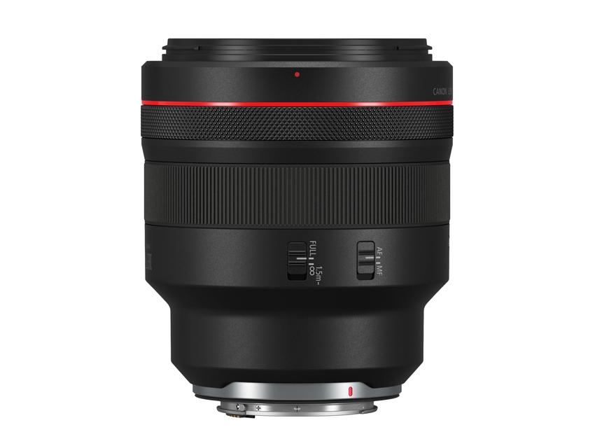 Canon giới thiệu ống kính RF85mm f/1.2L USM mới 7