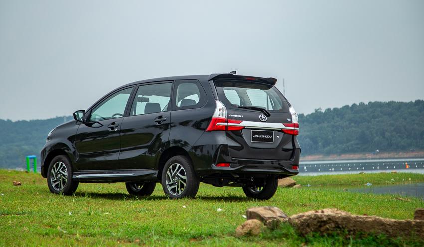 Toyota giới thiệu Avanza mới 2019 với hai phiên bản giá từ 544 triệu - 2