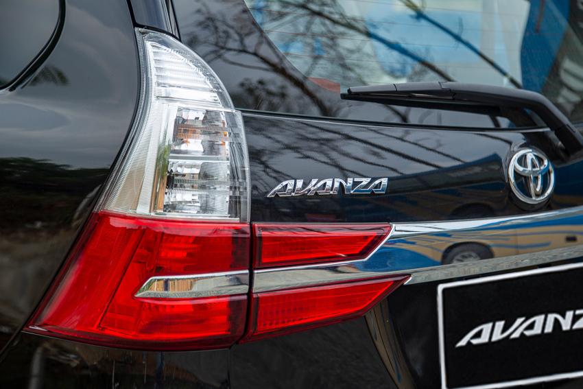 Toyota giới thiệu Avanza mới 2019 với hai phiên bản giá từ 544 triệu - 5