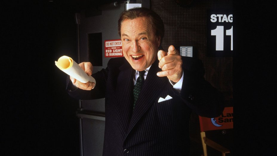 """Rip Torn trong loạt phim""""The Larry Sanders Show"""""""