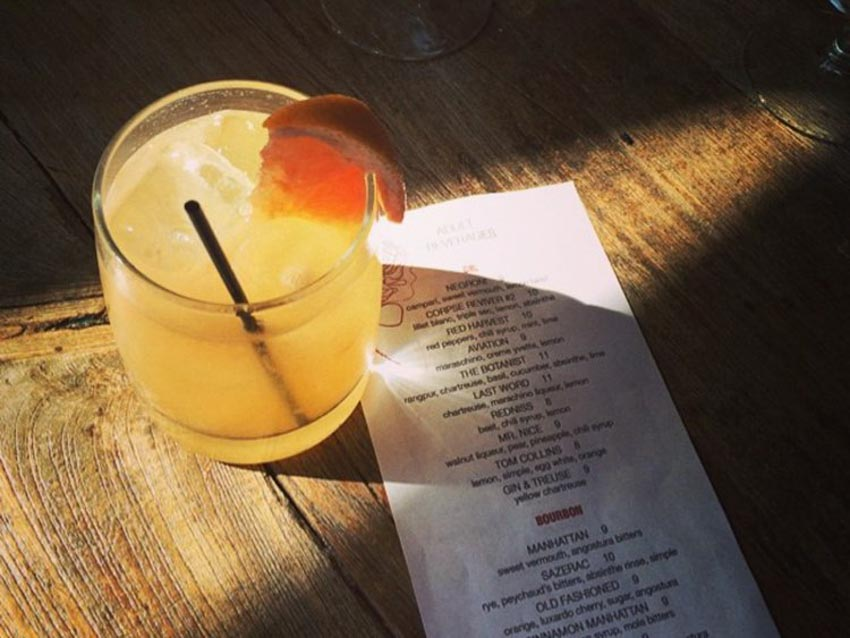 11 loại cocktail đơn giản giải nhiệt mùa hè mà bạn có thể tự làm - 2