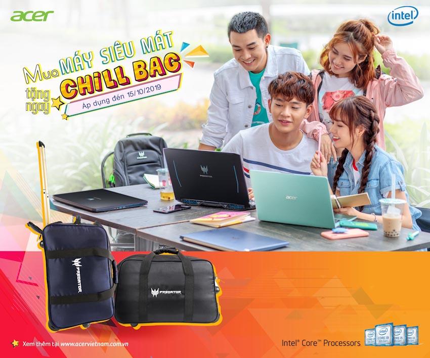 Acer giới thiệu chương trình khuyến mãi chào đón mùa tựu trường - 2