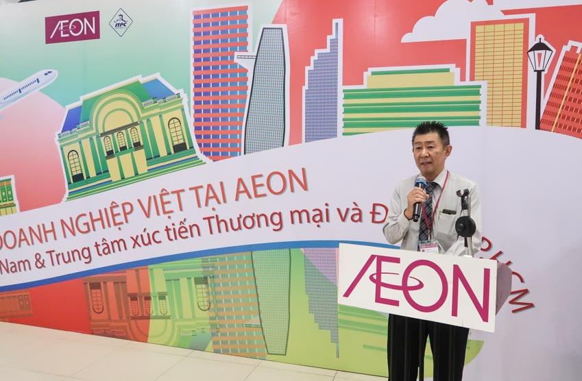 Khai mạc Tuần lễ trưng bày sản phẩm doanh nghiệp Việt năm 2019 tại AEON Tân Phú -1