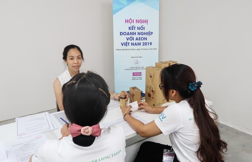 Khai mạc Tuần lễ trưng bày sản phẩm doanh nghiệp Việt năm 2019 tại AEON Tân Phú -3