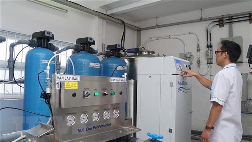 Bệnh viện đầu tiên của Việt Nam đạt ISO về chạy thận nhân tạo - 2