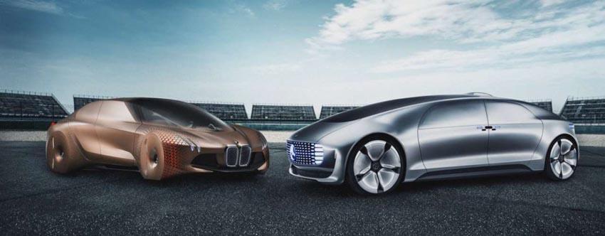 BMW hợp tác với Daimler AG phát triển hệ thống xe tự lái - 2