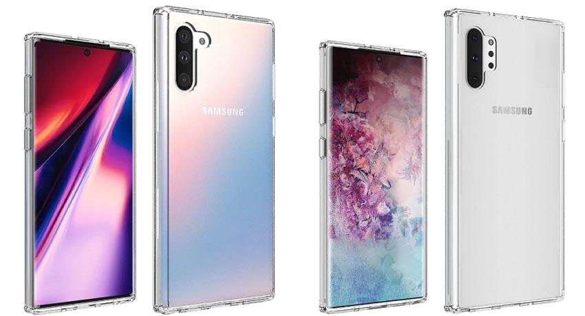 Bộ đôi flagship Galaxy Note 10 và Note 10+ dần lộ diện hình ảnh chính thức - 1