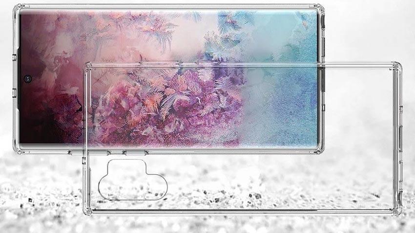 Bộ đôi flagship Galaxy Note 10 và Note 10+ dần lộ diện hình ảnh chính thức - 3