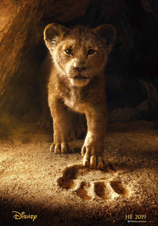 Bộ phim Lion King tung hình diễn viên lồng tiếng đối diện với nhân vật của mình - 1
