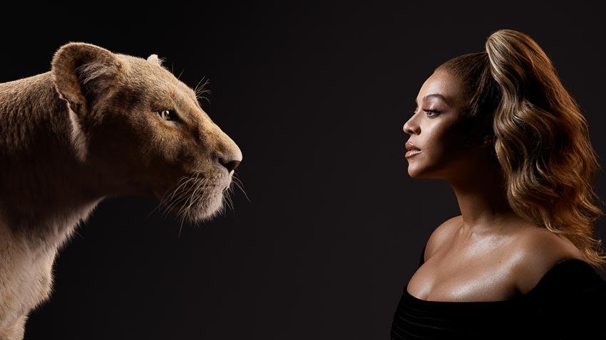 Bộ phim Lion King tung hình diễn viên lồng tiếng đối diện với nhân vật của mình - 8