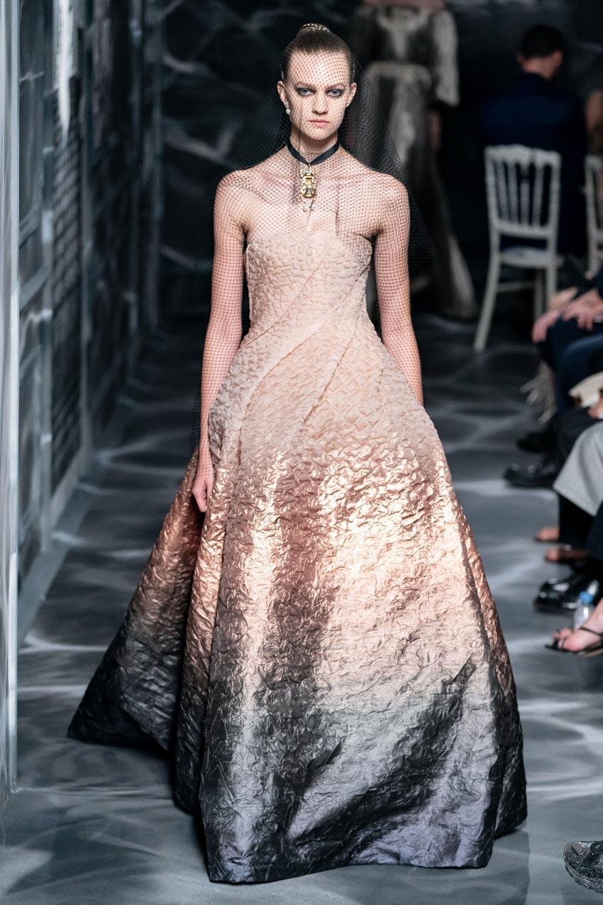 Bộ sưu tập Dior Haute Couture Thu Đông 2019-2020 - 10