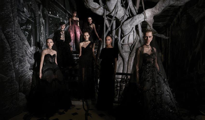Bộ sưu tập Dior Haute Couture Thu Đông 2019-2020 - 3