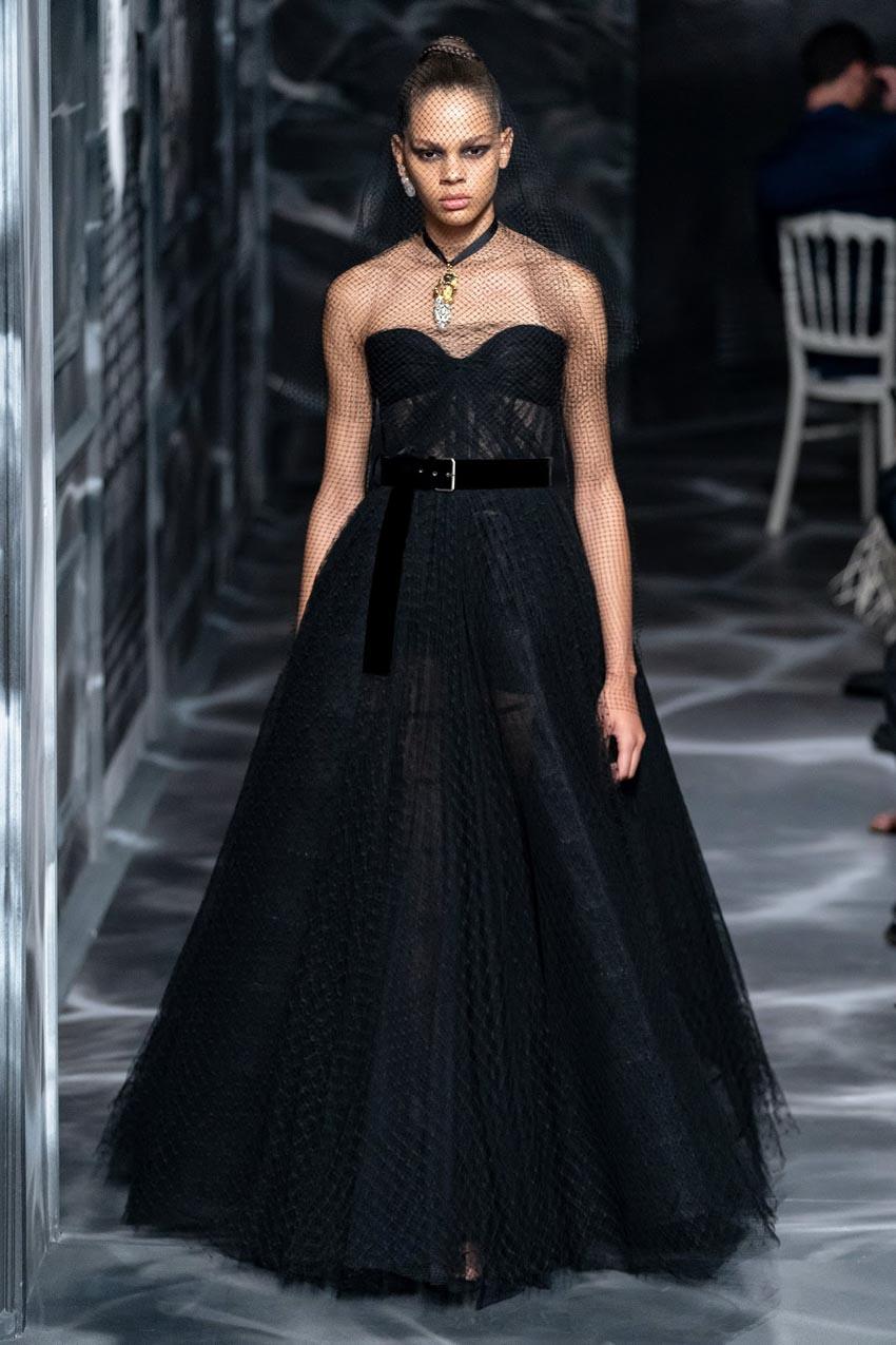 Bộ sưu tập Dior Haute Couture Thu Đông 2019-2020 - 4