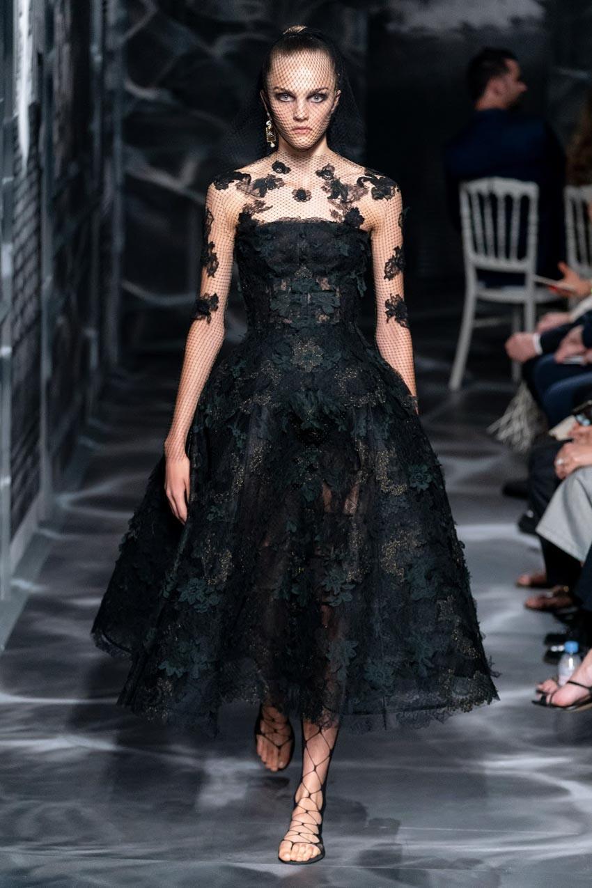 Bộ sưu tập Dior Haute Couture Thu Đông 2019-2020 - 5