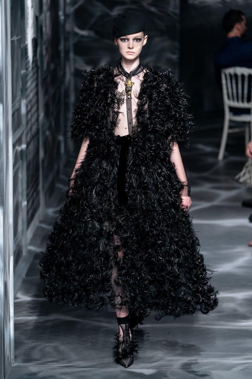 Bộ sưu tập Dior Haute Couture Thu Đông 2019-2020 - 8