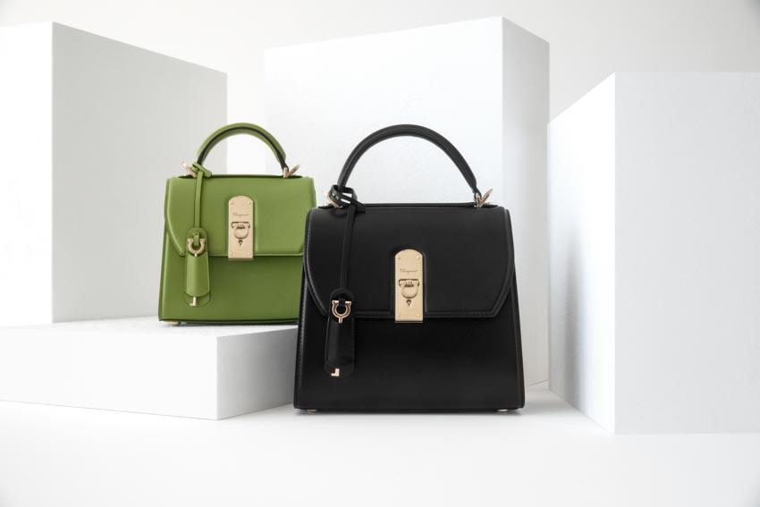 Salvatore Ferragamo ra mắt bộ sưu tập túi xách BOXYZ - 3