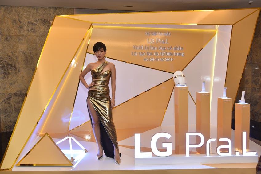LG ra mắt bộ thiết bị làm đẹp cá nhân LG Pra.L tại Việt Nam - 2