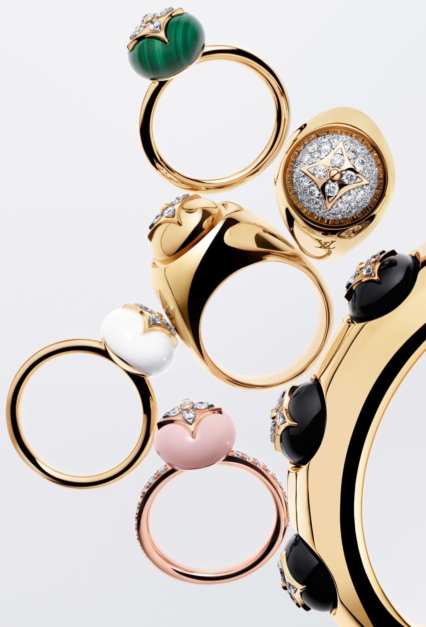 Louis Vuitton giới thiệu BST trang sức B.Blossom - 1