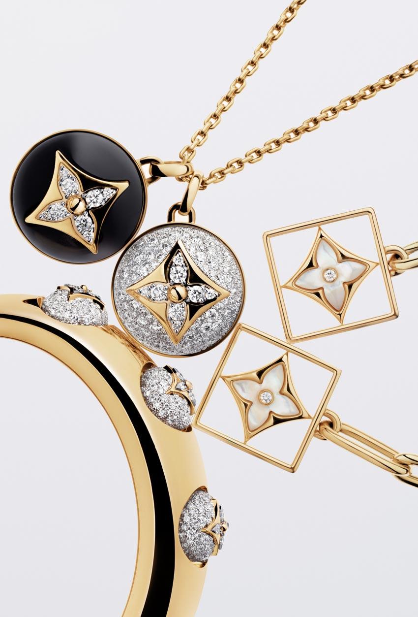 Louis Vuitton giới thiệu BST trang sức B.Blossom - 2