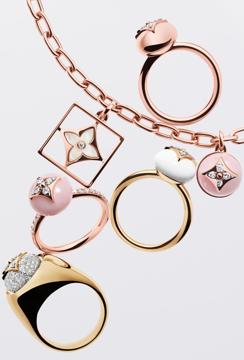 Louis Vuitton giới thiệu BST trang sức B.Blossom - 4