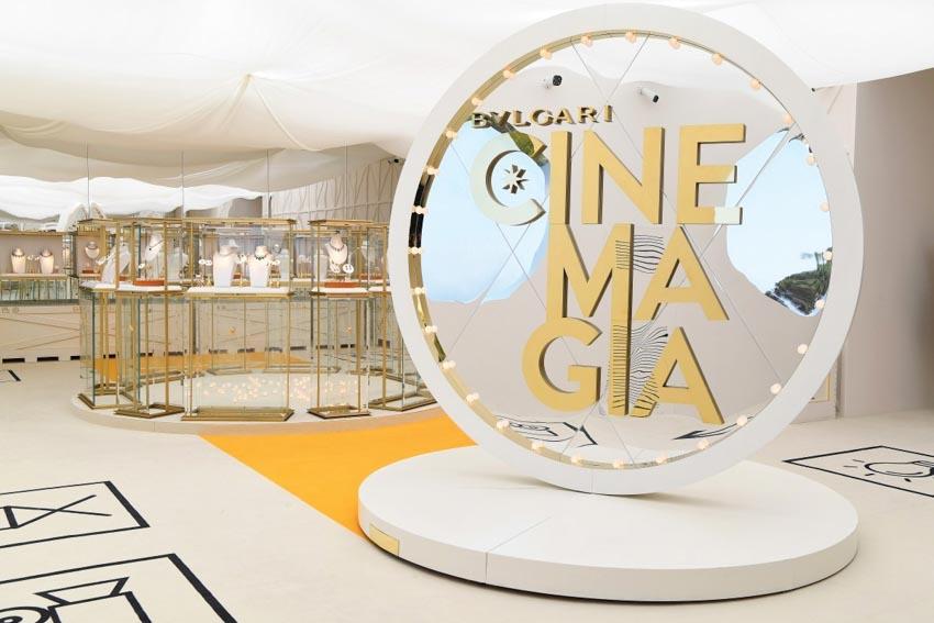 Bulgari giới thiệu bộ sưu tập trang sức cao cấp Cinemagia tại đảo Capri - 1