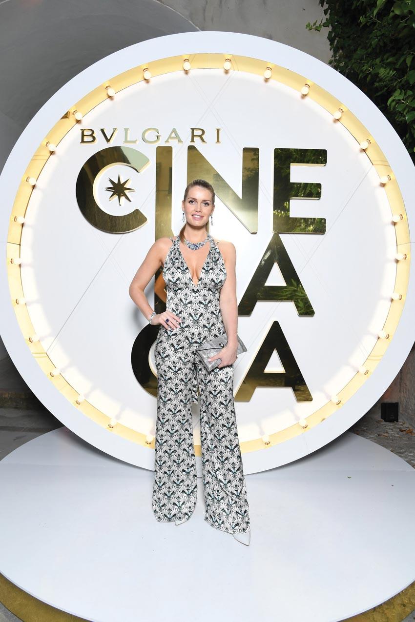 Bulgari giới thiệu bộ sưu tập trang sức cao cấp Cinemagia tại đảo Capri - 14