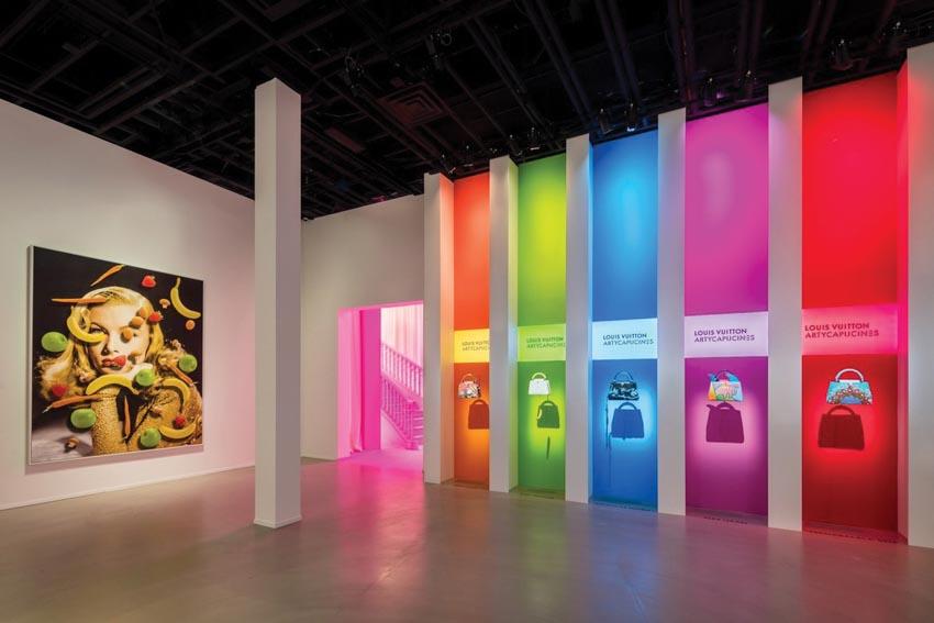 Buổi triển lãm ấn tượng của Louis Vuitton X - 5
