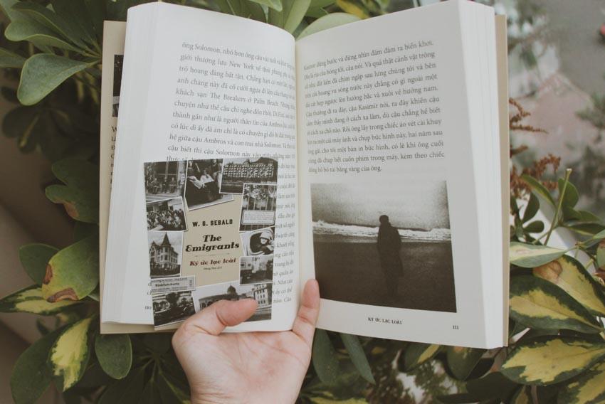 Phanbook giới thiệu bút ký Ký ức lạc loài - 12
