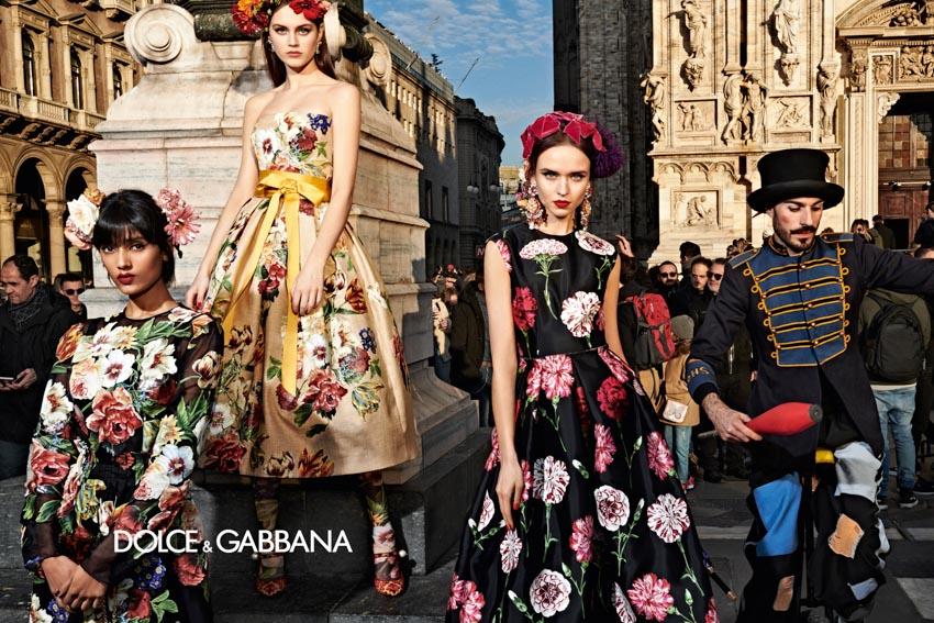 Chiến dịch quảng cáo Dolce & Gabbana Thu Đông 2019-2020 - 1
