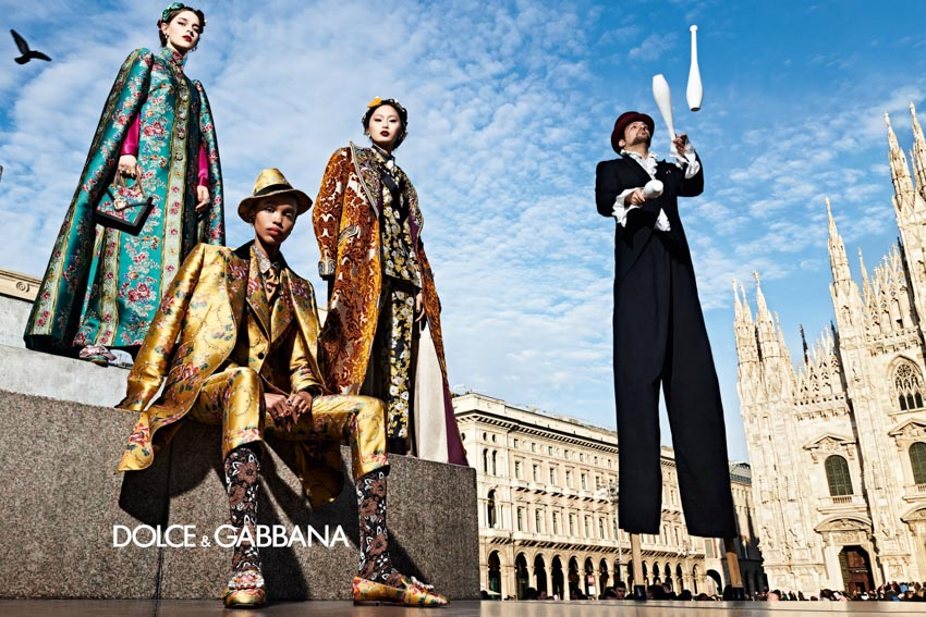 Chiến dịch quảng cáo Dolce & Gabbana Thu Đông 2019-2020 - 2