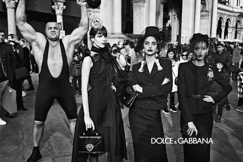 Chiến dịch quảng cáo Dolce & Gabbana Thu Đông 2019-2020 - 3